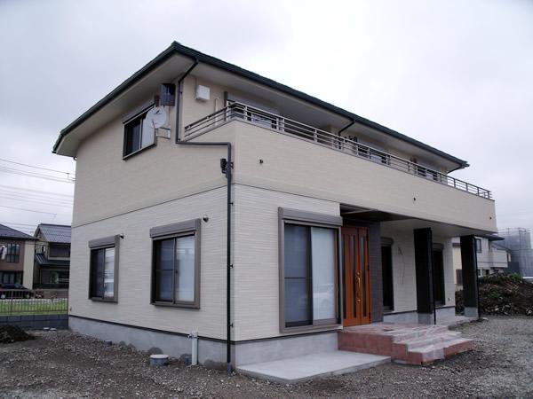新築 S様邸